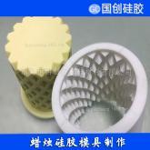 廠家直銷不冒油的歐式工藝蠟燭專用液體矽膠, 工藝蠟燭模具