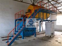 泡綿機械蒸汽再生綿設備, 生產地毯再生綿設備、生產海波麗再生綿設備