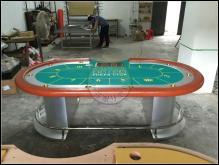 10位豪华德州扑克桌