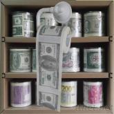美元印刷捲筒衛生紙