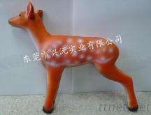 3D動物靶-梅花鹿靶