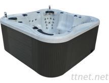 戶外水療按摩浴缸