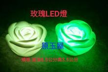 玫瑰LED灯