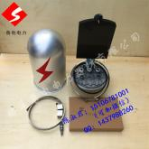 鋁合金光纜接頭盒ADSS/OPGW光纜用接續盒杆用塔用接頭盒