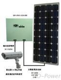 IOP-USSS-12V1224-OA系列 太阳能阴雨天集能型 新一代太阳能在线集能式发电系统