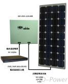 IOP-USSS-12V3556-OA系列 太陽能陰雨天集能大電池容量型 新一代太陽能在線集能式發電系統