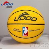 耐磨防滑牛皮篮球