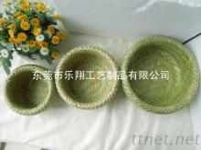 竹編茶葉盒