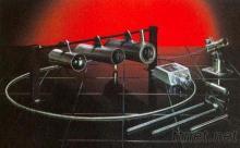 WEBER熱金屬探測器