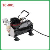 Royalamx手提攜帶型氣泵空氣壓縮機TC-80,美容,紋身,彩繪,噴塗,醫用