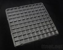 100格脆盘-电子包装盘