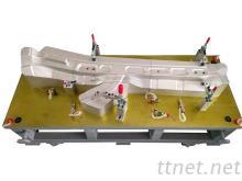 汽車治具 - 右角板支架