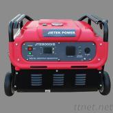 杰特动力提供8KW变频汽油发电机组