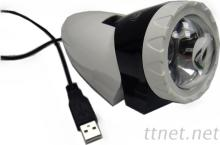 Hi Power LED USB插頭照明燈警示燈
