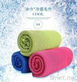 运动冷感巾