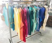 台灣製造 外銷大尺碼上衣