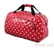 草莓 时尚旅行袋 库存切货批发