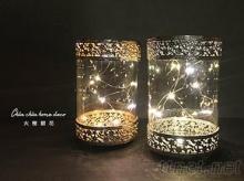 火树银花 雕花篓空 玻璃灯饰 库存 切货 批发