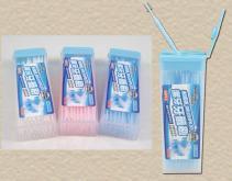 牙籤刷, 廣告贈品, 紀念品