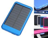 太陽能移動電源-足量5000mAH
