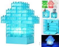 DIY積木小屋USB燈