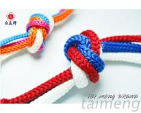 圆织带, 绳, 反光织带
