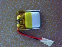 發光胸章專用 401115 3.7V 充電鋰電池