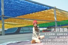 遮阳网, 彩色遮阳网价格, 南部彩色遮阳网, 大锌制网
