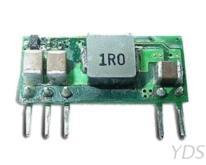 02D-6A 非隔離 穩壓 4.5~19.8瓦 POL 直流對直流電源轉換器
