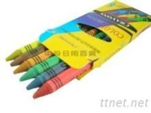 六色蠟筆, 蠟筆