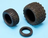 遥控车轮胎