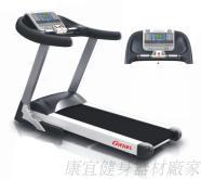 广州跑步机工厂供应健身房专用智能跑步机