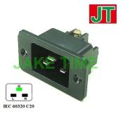 IEC 60320 C20 音響級電源插頭