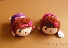 毛絨玩具手機座-客製化訂作