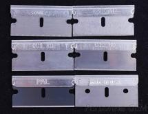 美國進口GEM單面刀片, 安全刀片