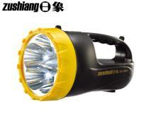 日象LED炙亮探照燈 充電式
