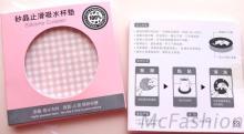 硅晶超吸水杯垫 Silicone Coaster (客制化)