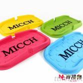 Mc賣禮物-MIT 粉彩MICCH車用/汽車/手機眼鏡小物收納止滑墊