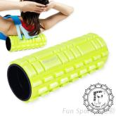 Fun Sport撼動力(檸檬綠)-輕擊勁滾棒-送DVD-(滾桶/瑜珈柱/瑜珈棒/Foam roller)台製