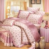 春天花漾床罩组