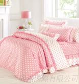 冰心草莓床包