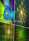爆款!正品保證雷射舞檯燈 炫彩金貝殼水晶魔球燈 進口LED鐳射燈