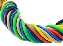 超柔软电子线 ( 耐绕曲, 耐弯折, 耐油, 耐移动 )