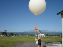 氣象氣球降落傘探空儀降落傘