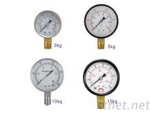 瓦斯壓力錶(配管用)
