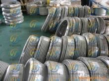 聚四氟乙烯PTFE鐵氟龍304鋼絲編織網管