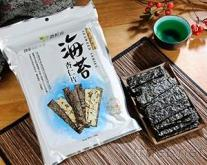 原味海苔杏仁片