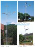 太陽能路燈燈杆