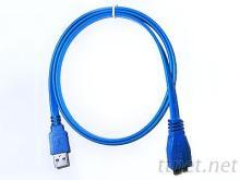 USB線 3.0 AM/Micro BM (扁平線)