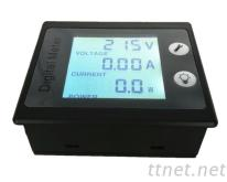 交流电能计量10A, 电力监测仪, 电表, 数显表, 电压表, 电流表, 功率表